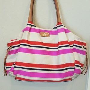 Great condition Kate spade diaper bag